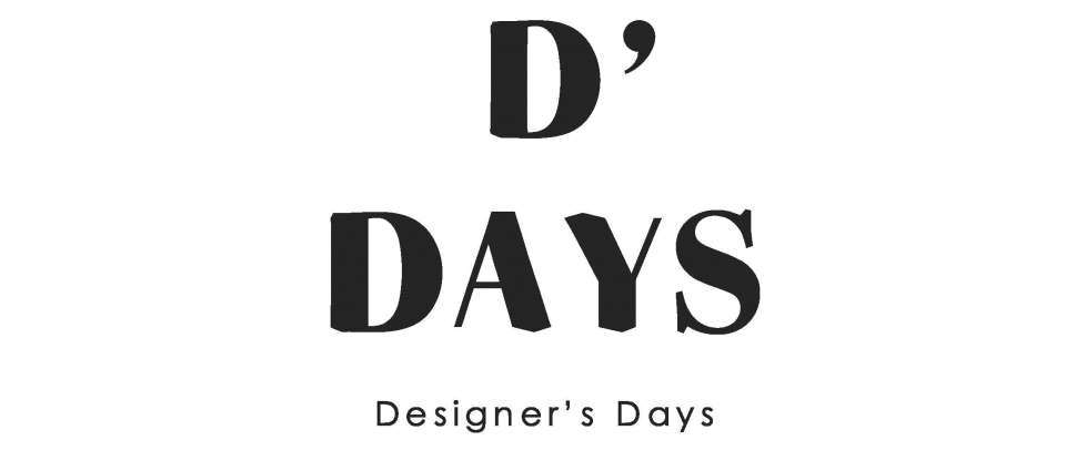 Designer's Days  > Paris Designer's Days 2013 FROM KARTELL TO B&B ITALIA d days  Newsletter d days