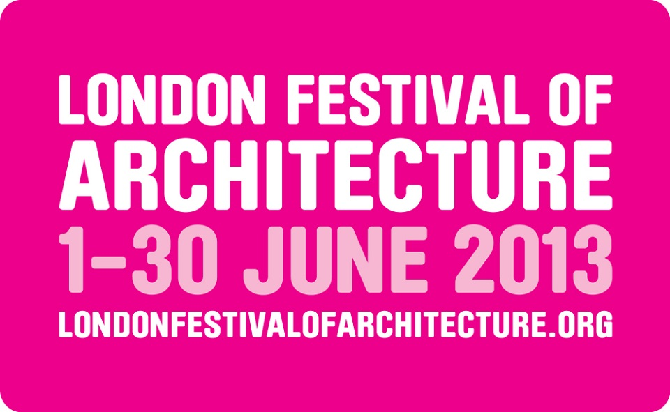 Highlights from the London Festival of Architecture 2013 lfa2013 logo