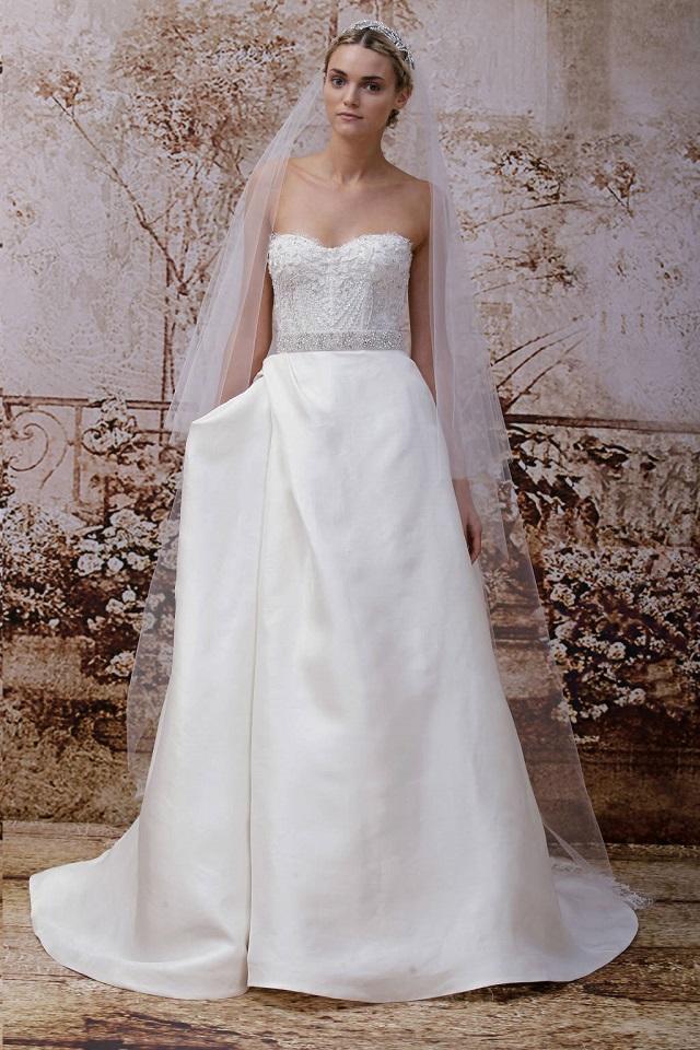 mydesignweek_monique lluillier_wedding dress 2014_4  Top Fashion Designers Wedding Dresses' for 2014 mydesignweek monique lluillier wedding dress 2014 4