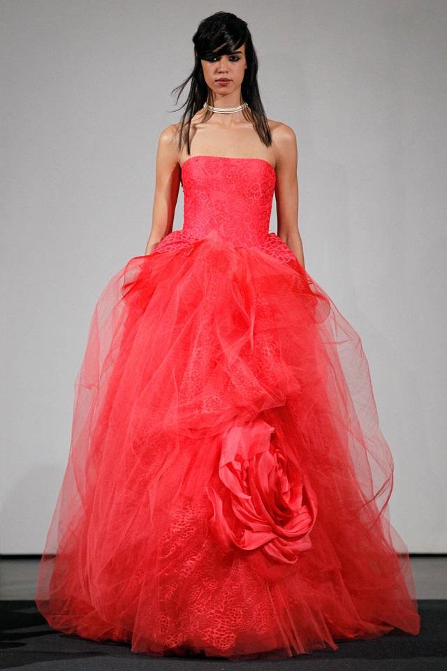 mydesignweek_vera wang_wedding dress3  Top Fashion Designers Wedding Dresses' for 2014 mydesignweek vera wang wedding dress3