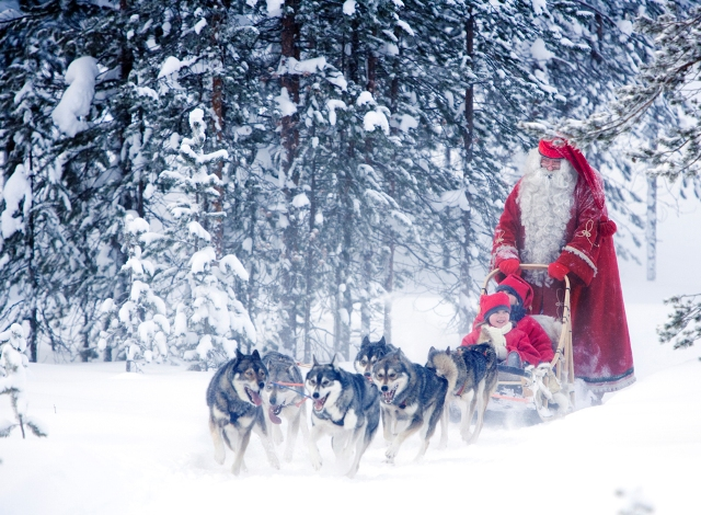 mydesignweek_Rovaniemi_Finland_christmas  10 Most Festive Christmas Cities mydesignweek Rovaniemi Finland christmas