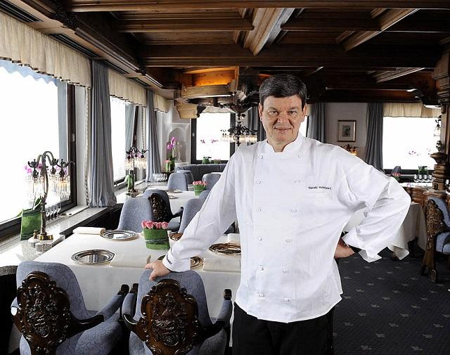 Harald Wohlfahrt | Best German Chefs  Food Design: Best German Chefs mydesignweek best german chefs Harald Wohlfahrt