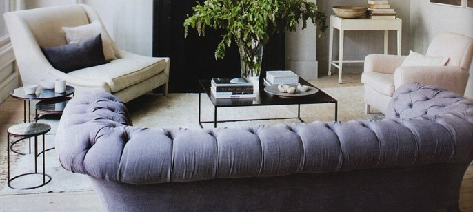 2014 Trendy Interior Ideas by Elle Decor
