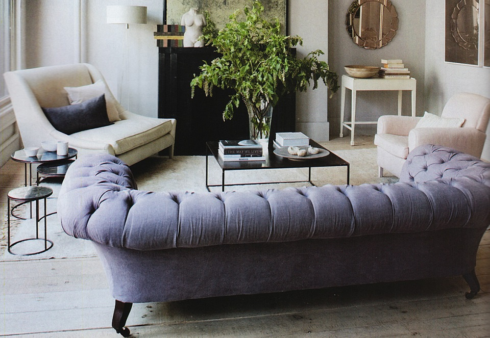 2014 Trendy Interior Ideas by Elle Decor