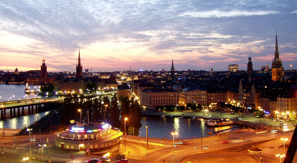 A city guide of Stockholm during the Design Week