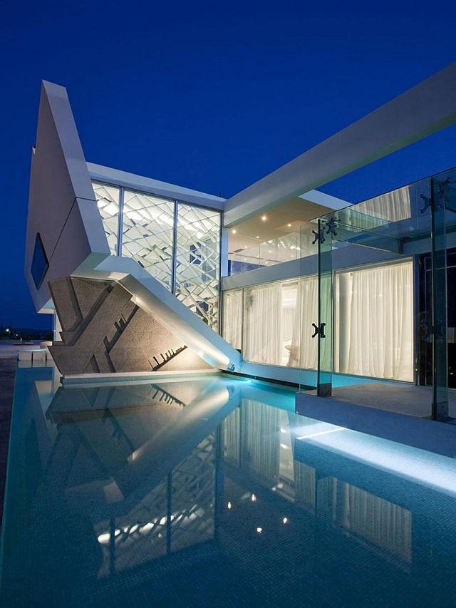 H3 House | Architecture & Design: Futuristic Houses  Architecture & Design: Futuristic Houses h3 house Architecture Design Futuristic Houses mydesignweek