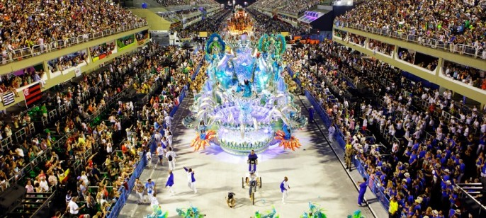 Best costumes at Rio de Janeiro Carnival