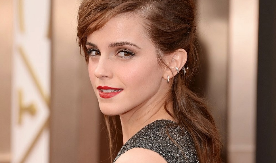 Celebs on the red carpet: Emma Watson