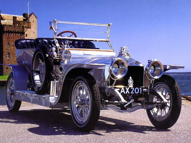 1907 Silver Ghost | Rolls-Royce, a symbol of style   Rolls-Royce, a symbol of style  1907 silver ghost Rolls Royce symbol of style mydesignweek