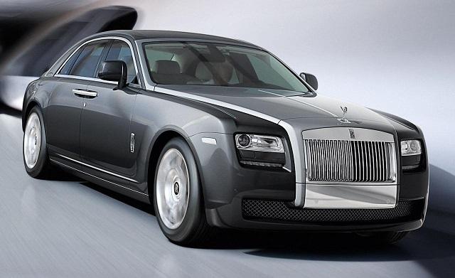 2011 Ghost | Rolls-Royce Phantom Extended Wheelbase | Rolls-Royce, a symbol of style  Rolls-Royce, a symbol of style  2011 ghost Rolls Royce symbol of style mydesignweek