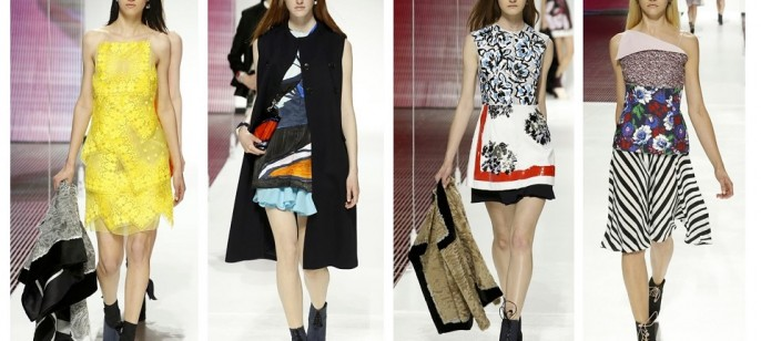 The Christian Dior Cruise 2015 Collection