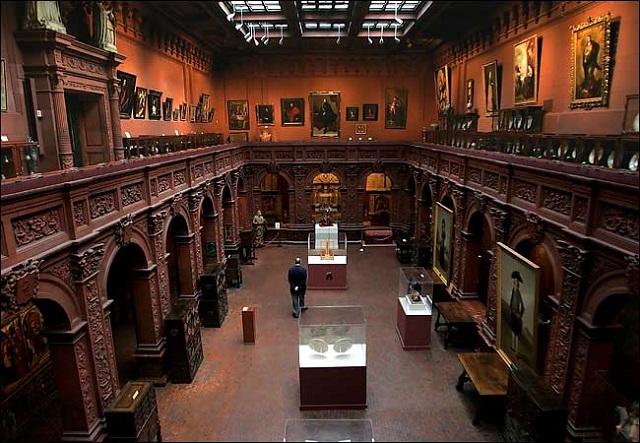 Hispanic Society of America | The 'Secret´ Libraries of New York City  The 'Secret´ Libraries of New York City Hispanic Society of America The Secret   Libraries of New York City mydesignweek