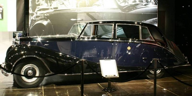 Phantom IV limousine bought by Pricess Elizabeth, now Queen    Rolls-Royce, a symbol of style  Rolls-Royce, a symbol of style  Phantom IV limousine ghost Rolls Royce symbol of style mydesignweek