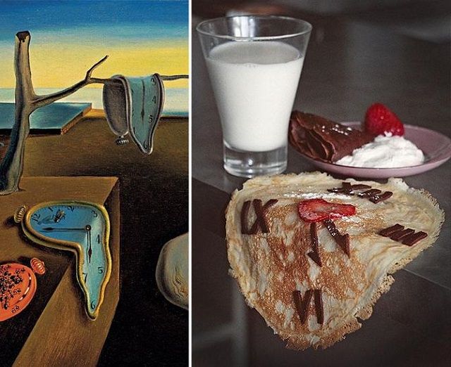 """""""The Persistence of Memory"""" by Salvador Dalí 