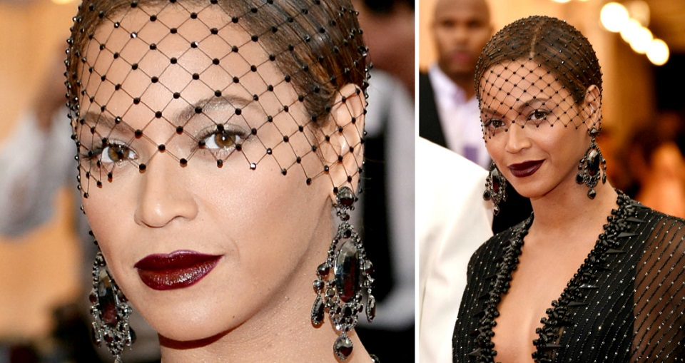 Beyoncé | Best Hair and Makeup at MET 2014