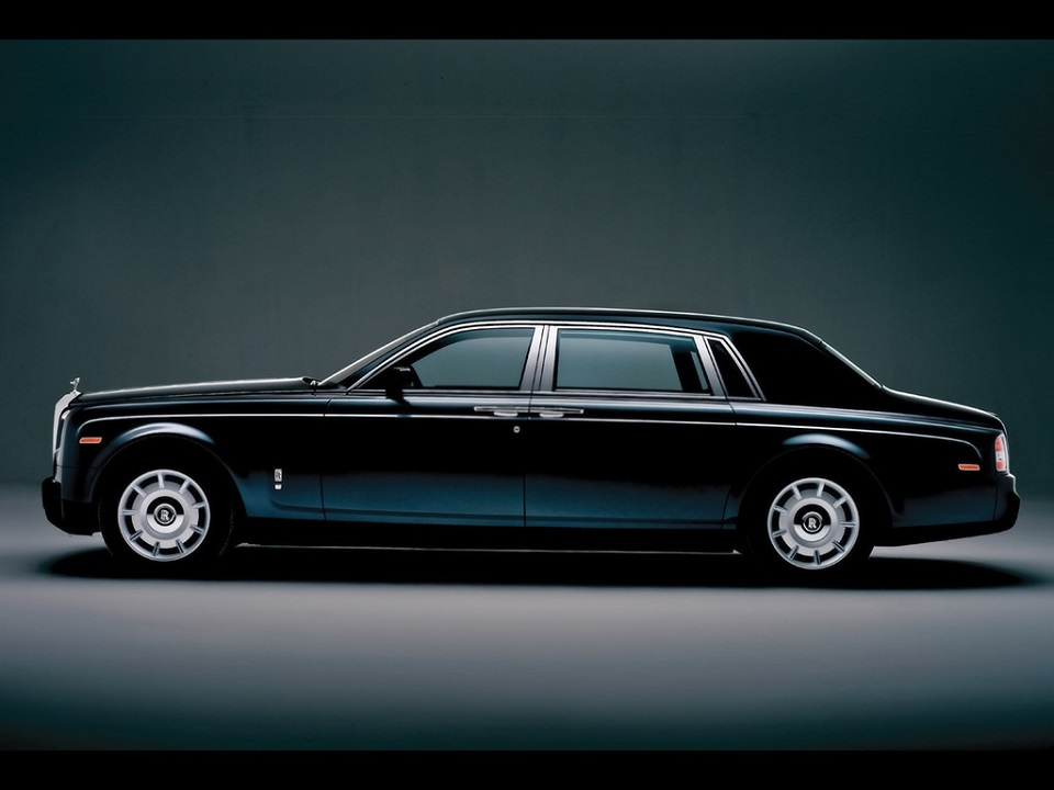 Rolls-Royce, a symbol of style