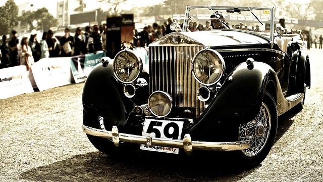 Rolls-Royce, a symbol of style  Rolls-Royce, a symbol of style  vintage Rolls Royce symbol of style mydesignweek1