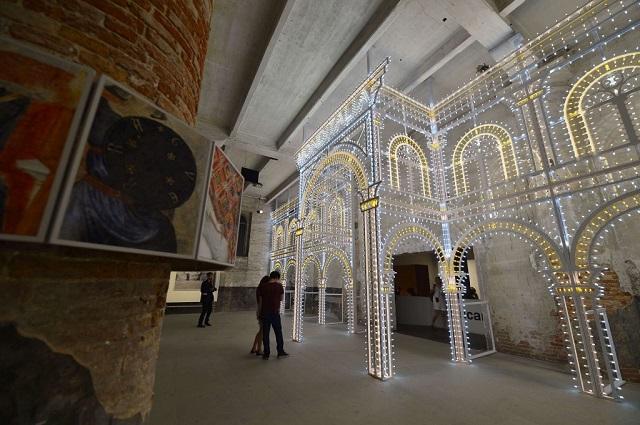 Monditalia | Absorbing Modernity at Venice Biennale 2014  Absorbing Modernity at Venice Biennale 2014 OMA with Swarovski Monditalia venice architecture biennale rem koolhaas mydesignweek