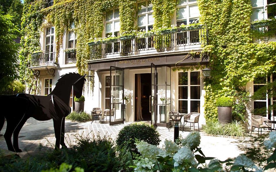 Hôtel Pavilion de la Reine, Place des Vosges | Small luxury-hotels in Paris