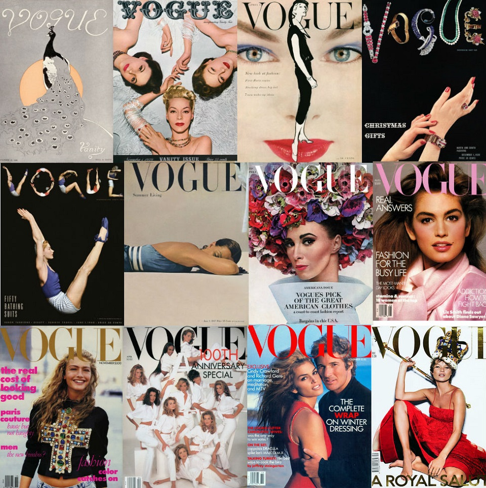 Vogue,120 years of fashion