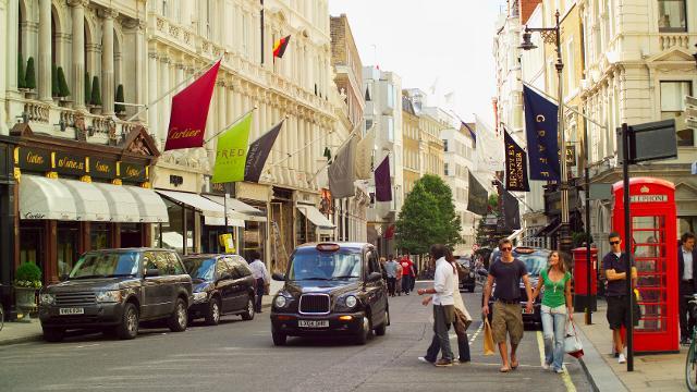 Bond Street, London, England | World's Best Shopping Streets  World's Best Shopping Streets Bond Street London England worlds best shopping streets mydesignweek