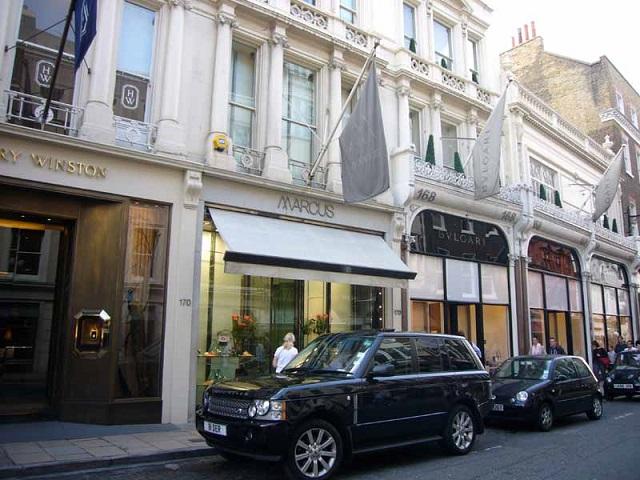 Bond Street, London, England | World's Best Shopping Streets  World's Best Shopping Streets Bond Street London England worlds best shopping streets mydesignweek2