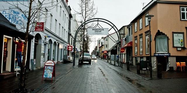 Laugavegur, Reykjavik, Iceland | World's Best Shopping Streets  World's Best Shopping Streets Laugavegur Reykjavik Iceland worlds best shopping streets mydesignweek