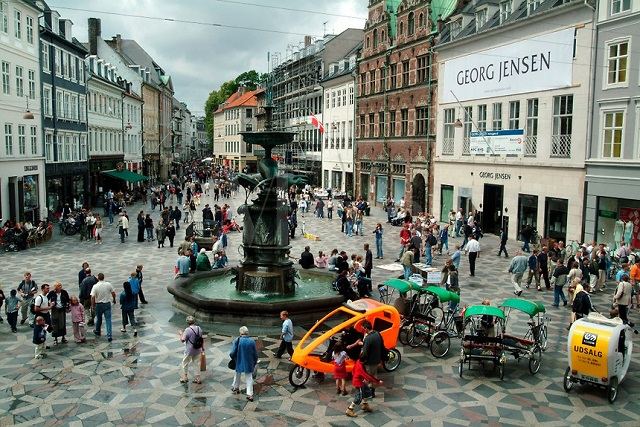 Stroget, Copenhagen, Denmark | World's Best Shopping Streets  World's Best Shopping Streets Stroget Copenhagen Denmark worlds best shopping streets mydesignweek