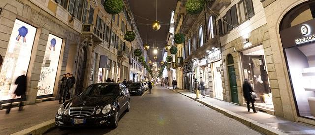 Via Montenapoleone, Milan, Italy | World's Best Shopping Streets  World's Best Shopping Streets Via Montenapoleone Milan Italy worlds best shopping streets mydesignweek