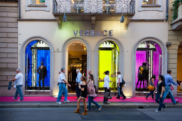 Via Montenapoleone, Milan, Italy | World's Best Shopping Streets  World's Best Shopping Streets Via Montenapoleone Milan Italy worlds best shopping streets mydesignweek2