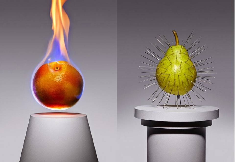 Forbidden Fruit by Kyle Bean with Aron Tilley for The Gourmand | Forbidden never tasted so...photogenic?