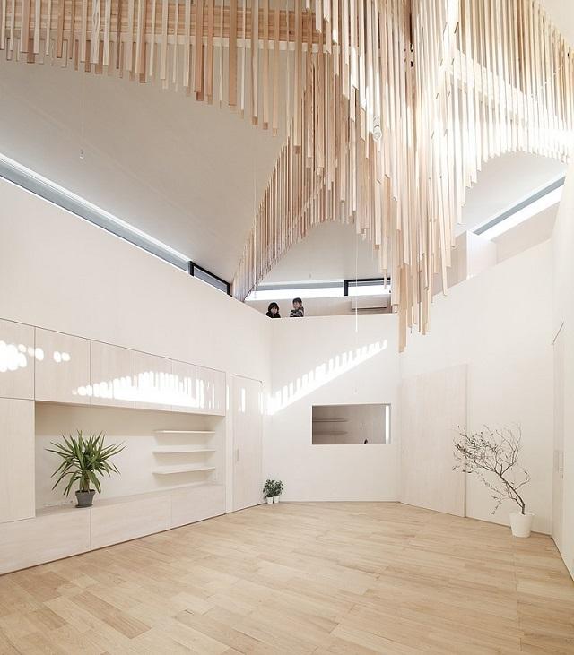 Koro Home By Katsutoshi Sasaki  Koro Home, a modern architectural project by Katsutoshi Sasaki  koro house katsutoshi sasaki associates modern achitecture