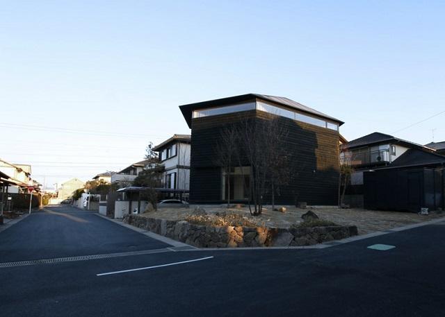 Koro Home By Katsutoshi Sasaki  Koro Home, a modern architectural project by Katsutoshi Sasaki  koro house katsutoshi sasaki associates modern achitecture4