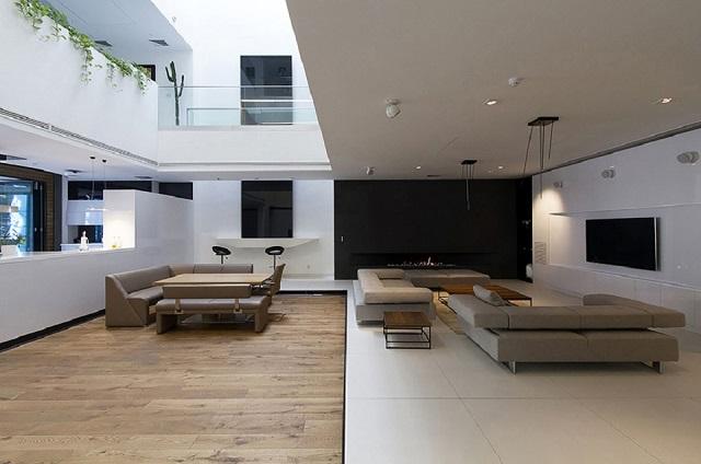 Architecture & Design: the Sharifi-Ha house in Tehran  Architecture & Design: the Sharifi-Ha house in Tehran Sharifi ha House arquiteture design living room1