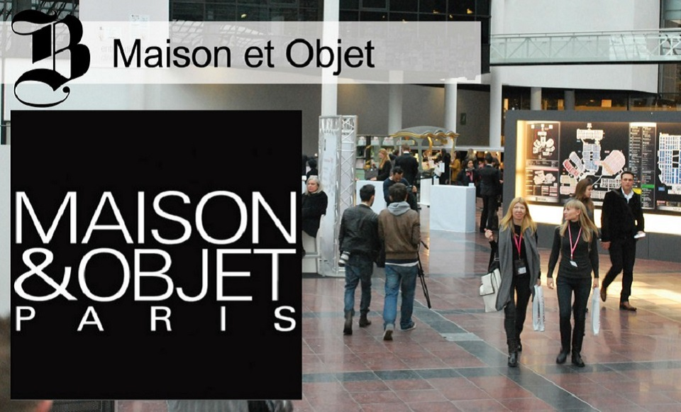 Maison et Objet | 2015 Design Weeks and Trade Shows you cannot miss