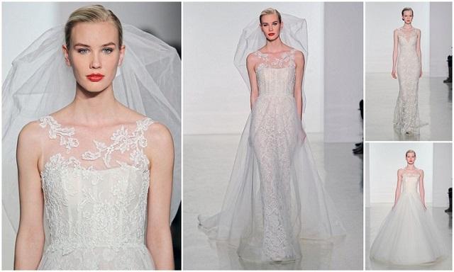 Amsale Bridal Spring 2015  Spring 2015 Designer Wedding Dresses  Amsale bridal Spring 2015