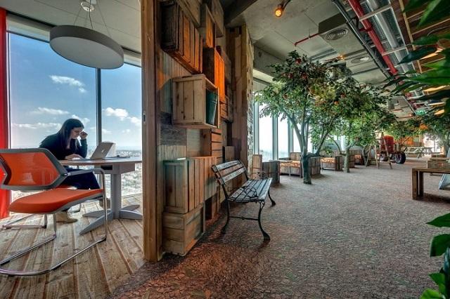 Inside the Google Office in Tel Aviv  Inside the Google Office in Tel Aviv Google Office Tel Aviv