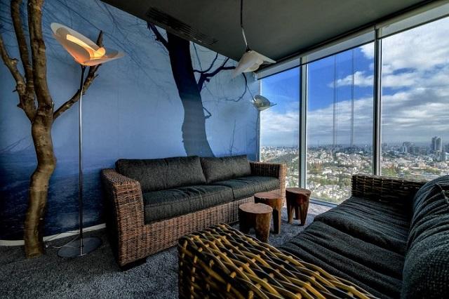 Inside the Google Office in Tel Aviv  Inside the Google Office in Tel Aviv Google Office Tel Aviv breakout2