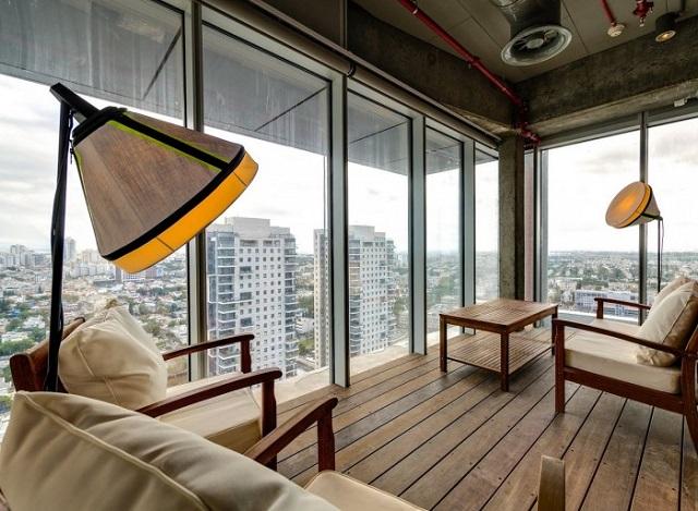 Inside the Google Office in Tel Aviv  Inside the Google Office in Tel Aviv Google Office Tel Aviv breakout4