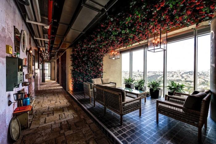 Inside the Google Office in Tel Aviv  Inside the Google Office in Tel Aviv Google Office Tel Aviv breakout7