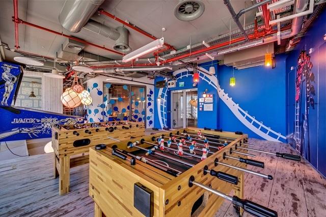 Inside the Google Office in Tel Aviv  Inside the Google Office in Tel Aviv Google Office Tel Aviv games