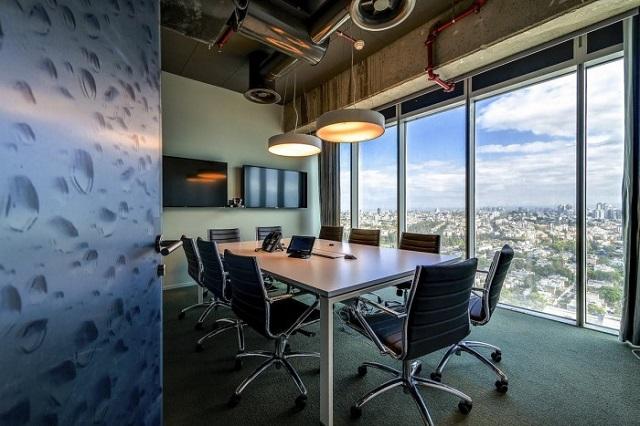 Inside the Google Office in Tel Aviv  Inside the Google Office in Tel Aviv Google Office Tel Aviv meeting