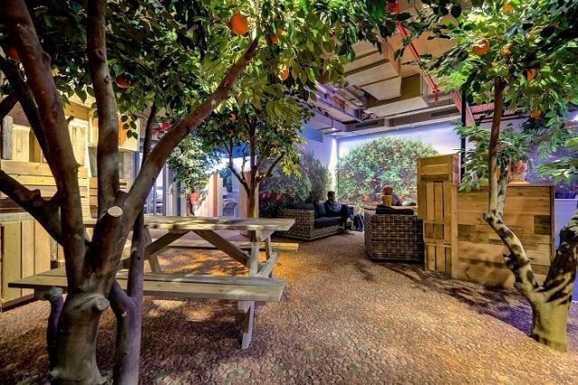 Inside the Google Office in Tel Aviv  Inside the Google Office in Tel Aviv Google Office Tel Aviv meeting4