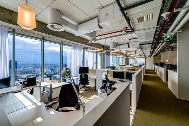 Inside the Google Office in Tel Aviv  Inside the Google Office in Tel Aviv Google Office Tel Aviv work space