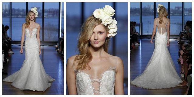 Ines di Santo Spring 2015  Spring 2015 Designer Wedding Dresses  Ines Di Santo Spring 2015