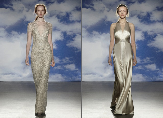 Jenny Packham Spring 2015  Spring 2015 Designer Wedding Dresses  Jenny Packham Spring 2015
