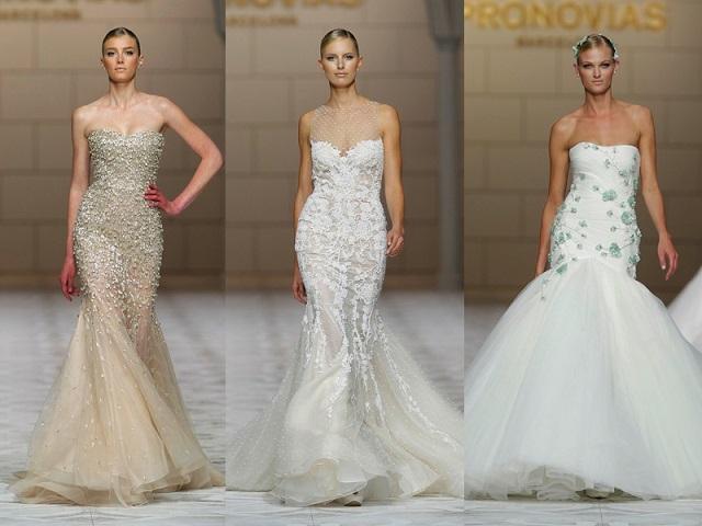 Pronovias Spring 2015  Spring 2015 Designer Wedding Dresses  Pronovias Spring 2015