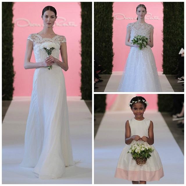 Oscar de la Renta Spring 2015  Spring 2015 Designer Wedding Dresses  oscar de la renta Spring 2015