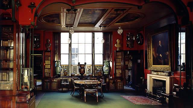 Space and Light at the Sir John Soane's Museum | London Design Festival