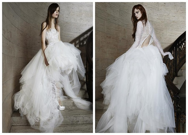 Vera Wang Spring 2015  Spring 2015 Designer Wedding Dresses  vera wang Spring 2015